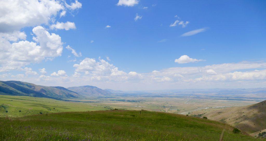 Aksu-Zhabagly natural reserve