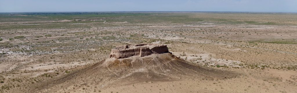 Ayaz Kala citadel