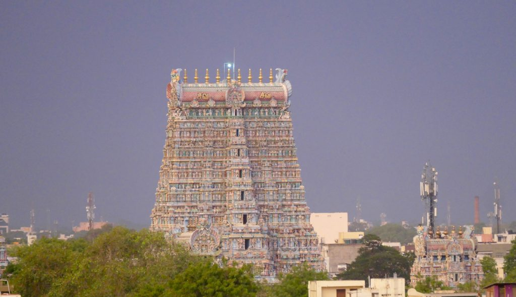 Madurai, Temple Meenakshi