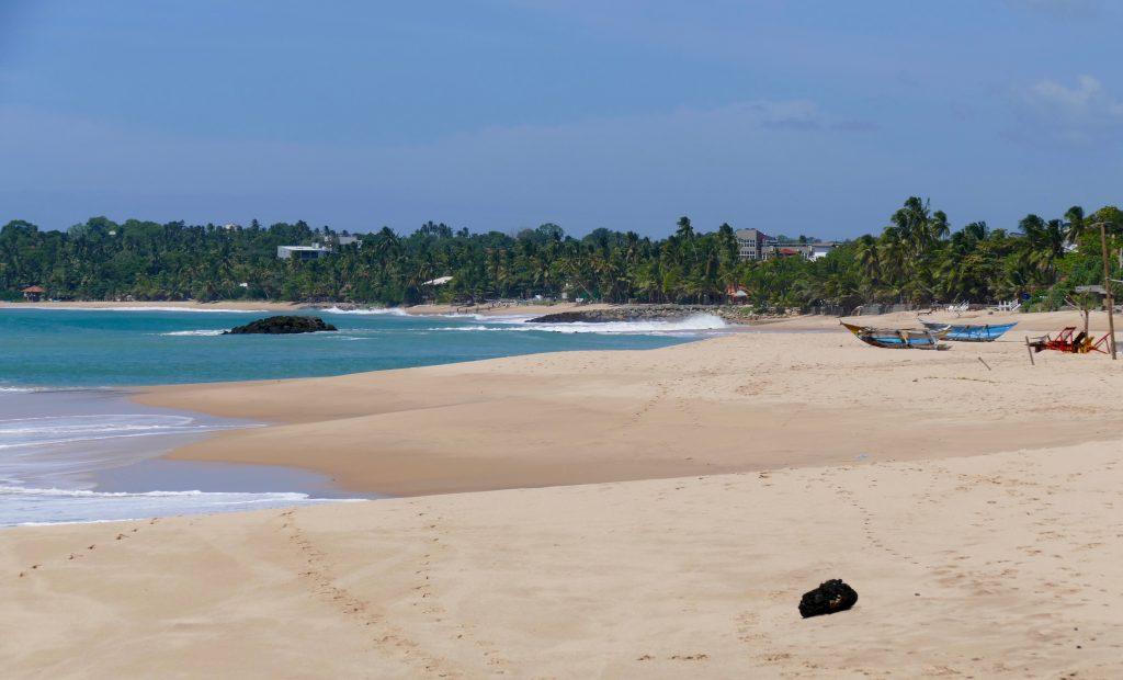 Sri Lanka, Tangalle beach
