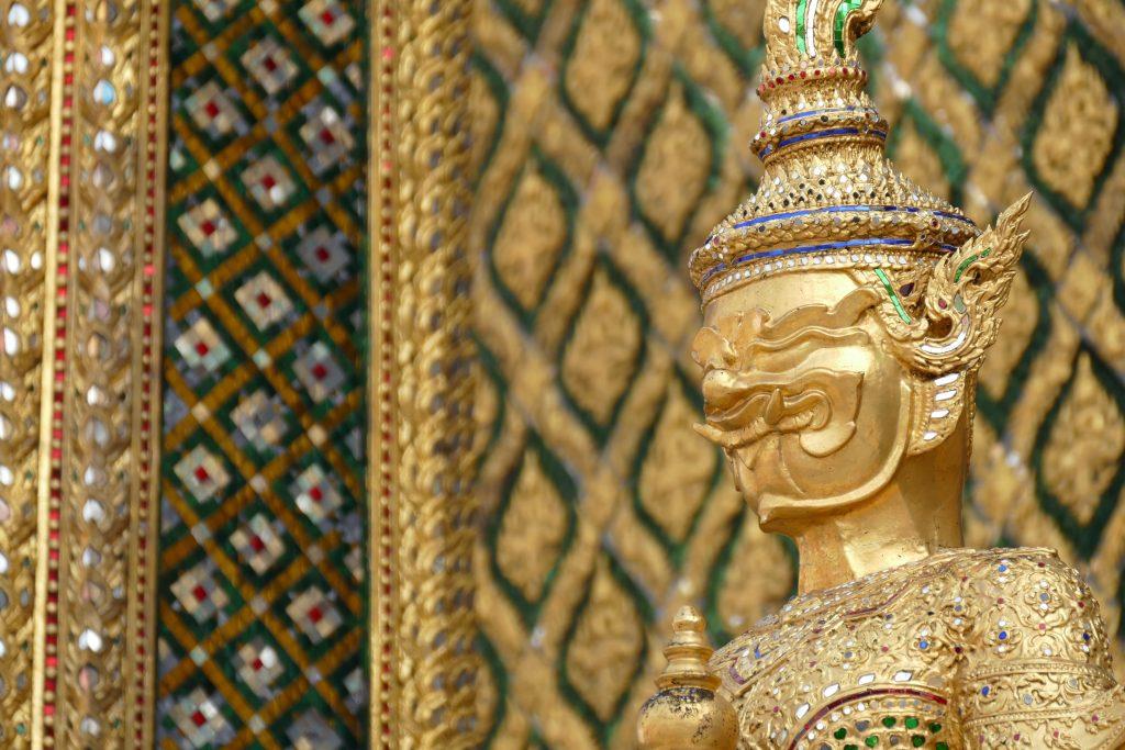 Bangkok, le Wat Phra Kaew