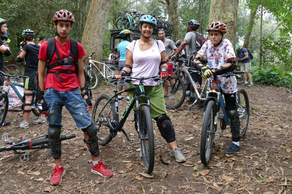 Chiang Mai, mountaibiking in Doi Suthep