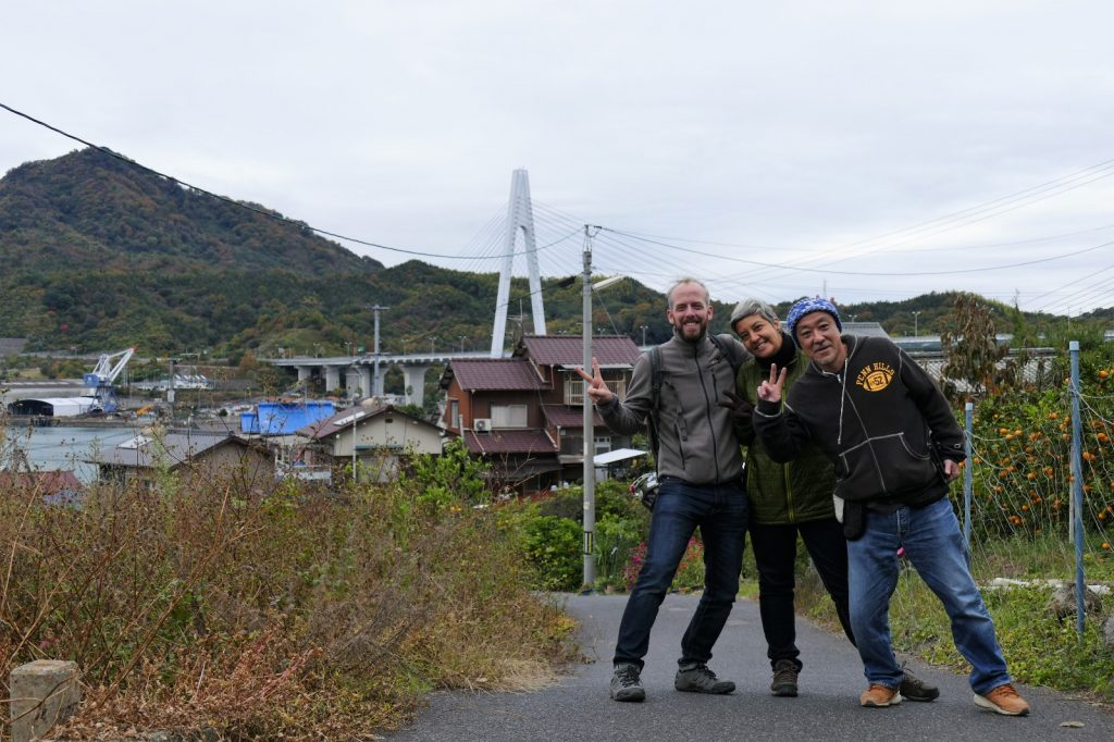 Japan, cycling in Onomichi