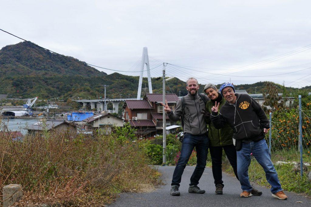 Japon, vélo à Onomichi