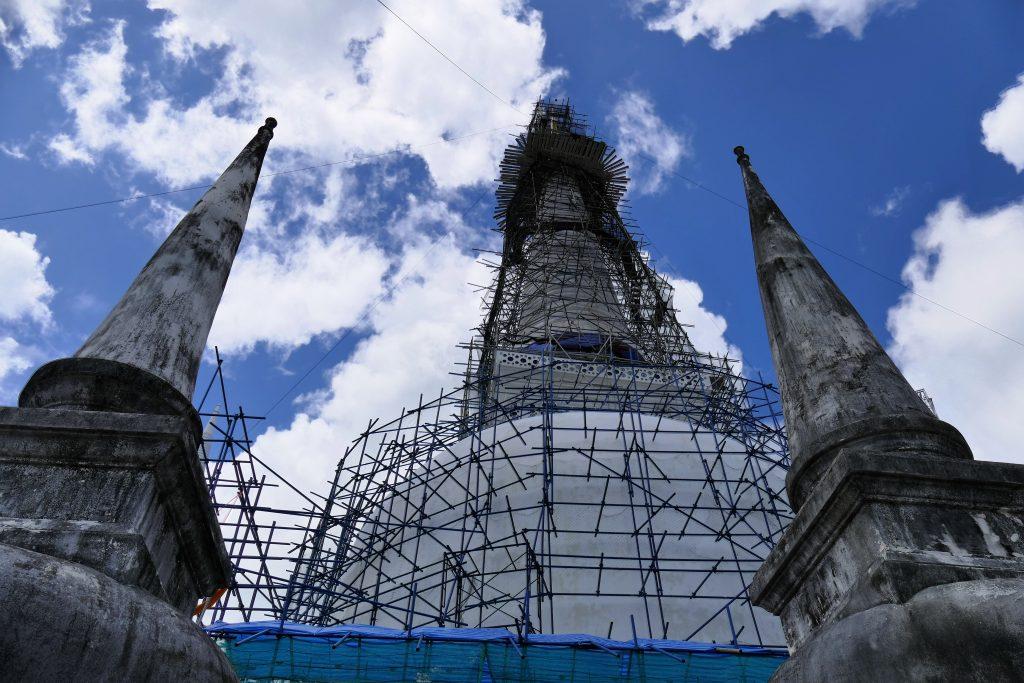 Nakhon Si Thammarat, the Sacred Chedi