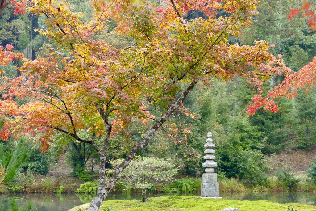 Japan, the Gingaku-Ji in Kyoto