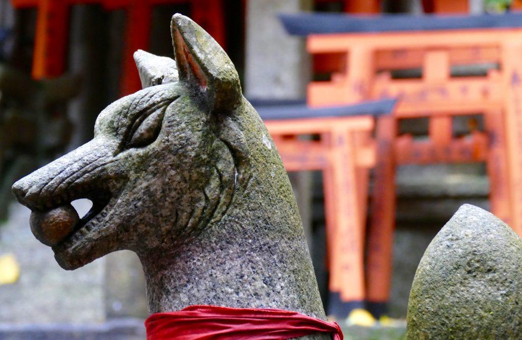 Japan, Fushimi-Inari in Kyoto