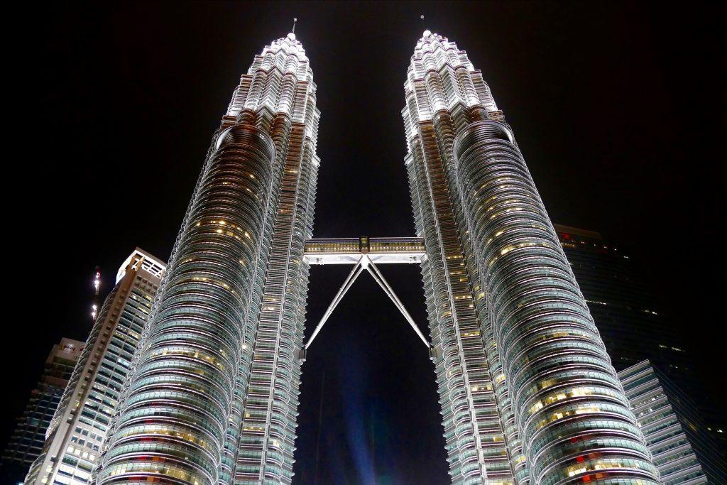 Kuala Lumpur, les tours Petronas