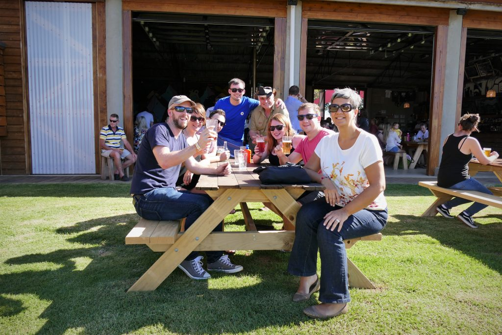 Australia, the Beer Farm @ Margaret River