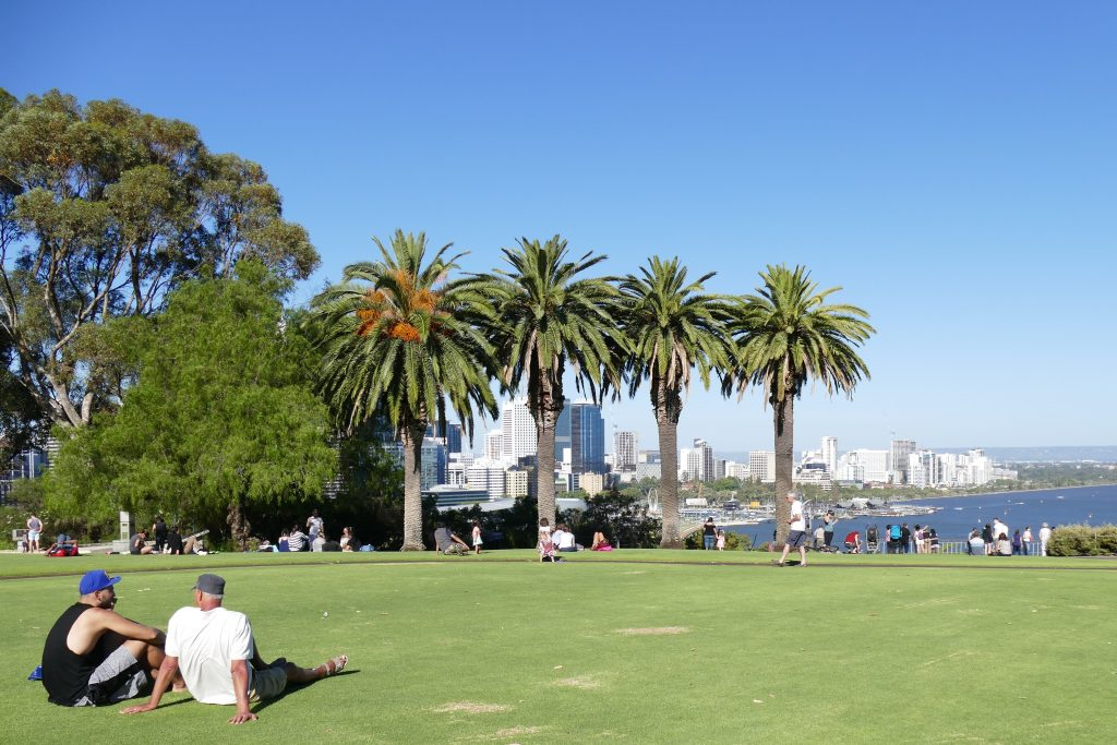 Australia, Kings Park @ Perth