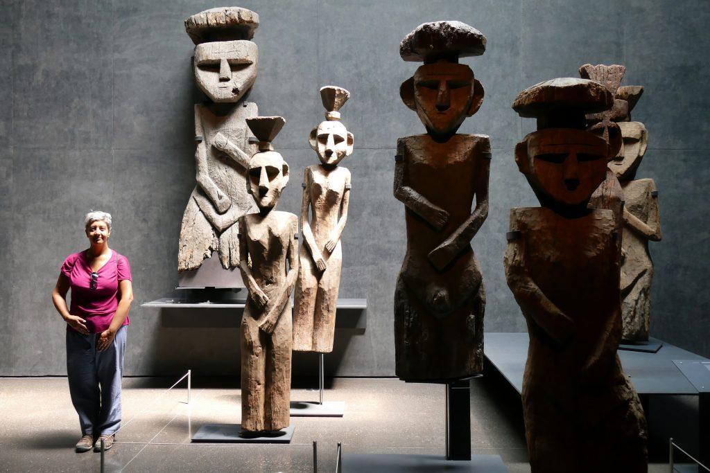 Chile, Precolombino Museum @ Santiago