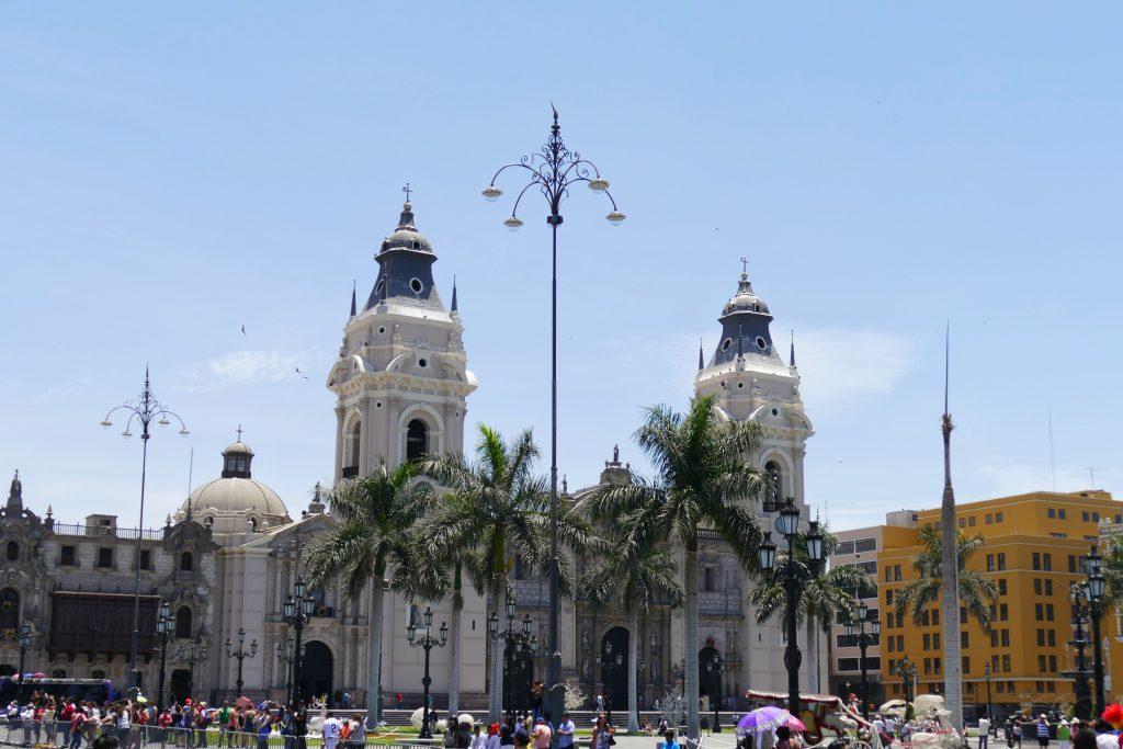 Peru, Historical center @ Lima