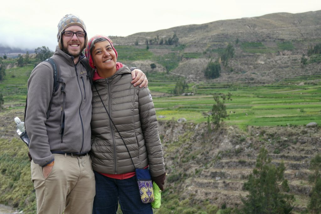 Peru, hiking @ the Colca Canyon