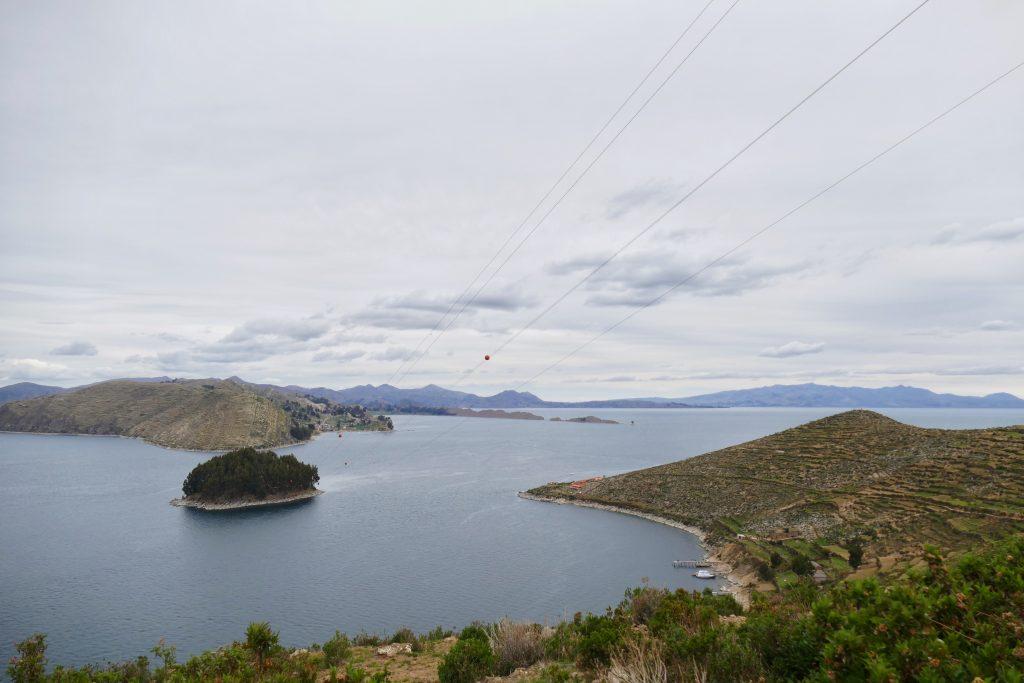 Bolivie, Isla del Sol
