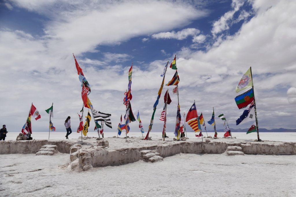 Bolivie, Salar @ Uyuni