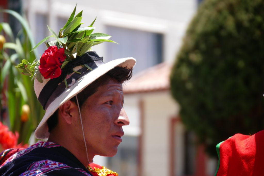 Peru, Festival de la Candelaria @ Puno