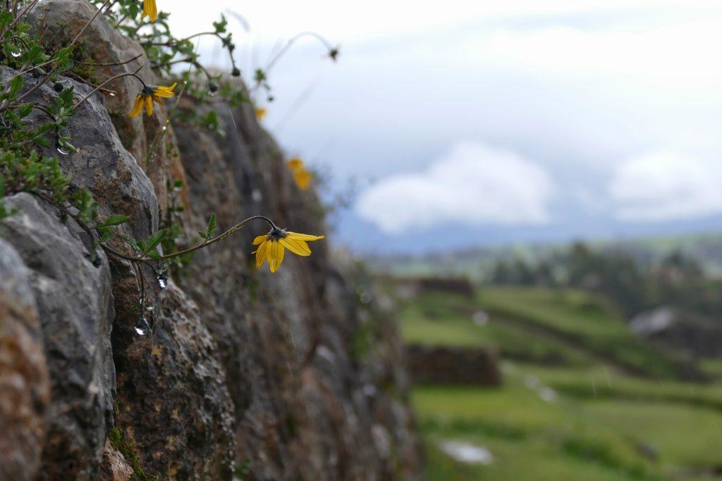 Peru, the ruins @ Chinchero
