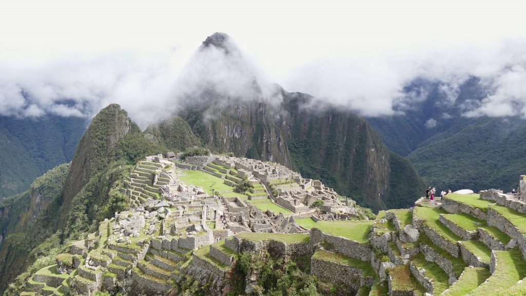 Peru, the ONE & ONLY MACHU PICCHU