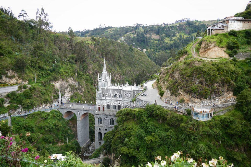 Colombie, Las Lajas @ Ipiales
