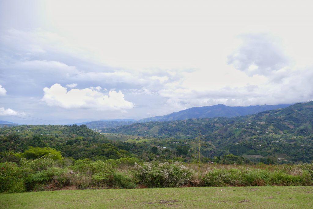 Colombie, Alto de Lavapatas @ San Agustin
